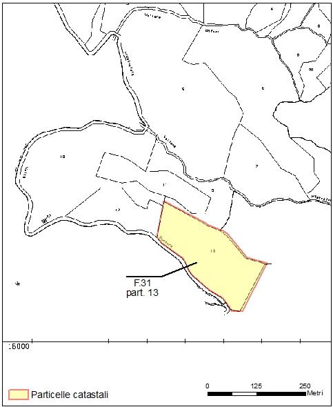Ceraso – Novi Velia – particelle catastali (pf20)