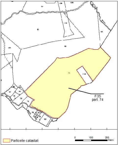 Ceraso – Novi Velia – particelle catastali (pf22)