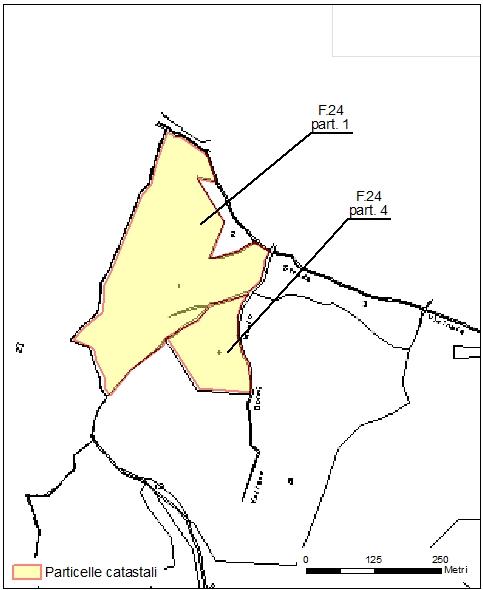 Ceraso – Novi Velia – particelle catastali (pf16)